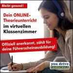 Online Theorieunterricht